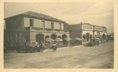 """CPA FRANCE 06 """"Cannes la Bocca, Hotel restaurant Bourguignon"""""""
