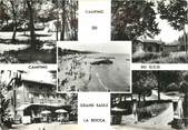 "06 Alpe Maritime CPSM FRANCE 06 ""Cannes la Bocca, camping du Grand Saule"""