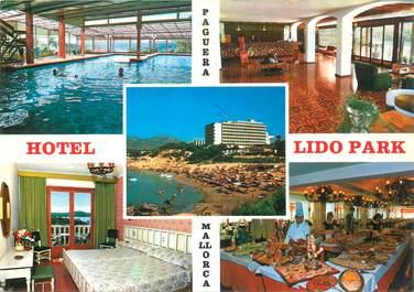 """CPSM ESPAGNE """"Mallorca, Hotel Lido Park"""""""