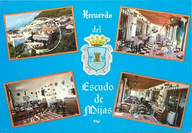"""CPSM ESPAGNE """"Mijas, Hotel restaurant El Escudo de Mijas"""""""