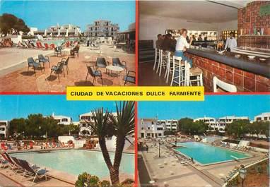 """CPSM ESPAGNE """"Cala d'Or, Centre de vacances Dulce farniente"""""""