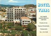 "Espagne CPSM ESPAGNE ""Costa Brava, Hotel Trias"""