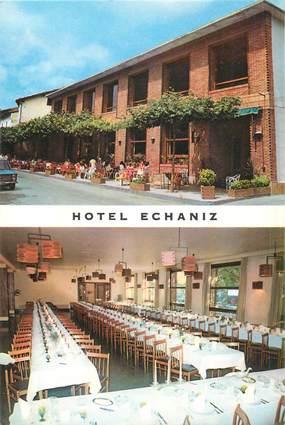 "CPSM ESPAGNE ""Azpeitia, Hotel Echaniz"""
