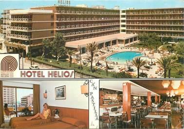 """CPSM ESPAGNE """"Mallorca, Hotel Helios"""""""