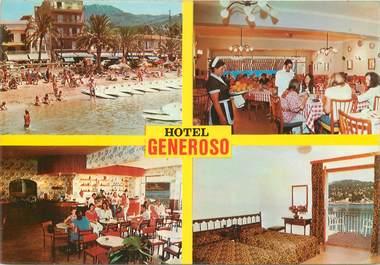 """CPSM ESPAGNE """"Mallorca, Hotel Generoso"""""""