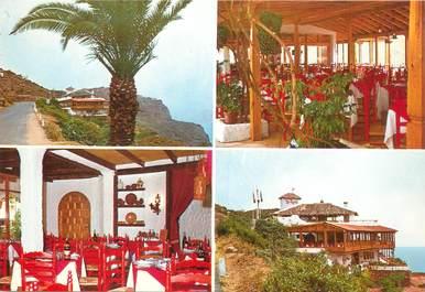"CPSM ESPAGNE ""La Gomera, Restaurant Las Rosas"""