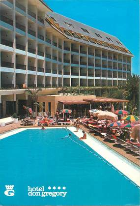 """CPSM ESPAGNE """"Grande Canarie, San Agustin, Hotel Don Gregory"""""""