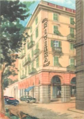 "CPSM ITALIE ""Savona, Hotel Riviera"""