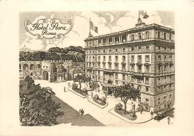 """CPSM ITALIE """"Rome, Grand Hotel Flora"""""""