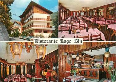 "CPSM ITALIE ""Rochetta Nervina, restaurant Lago Bin"""