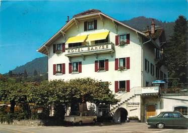"""CPSM SUISSE """"Vevey Montreux, Hotel restaurant de Bahyse"""""""