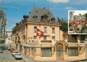 """CPSM SUISSE """"Martigny, Hotel Restaurant Kluser"""""""