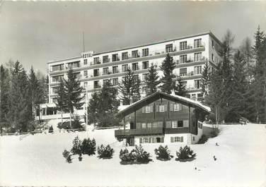 """CPSM SUISSE """"Crans sur Sierre, Hotel Royal"""""""