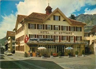 """CPSM SUISSE """"Andermatt, Hotel St Gotthard"""""""