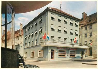 """CPSM SUISSE """"Chaux de Fonds, Hotel restaurant de la Balance"""""""
