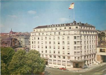 "CPSM SUISSE ""Genève, Hotel Cornavin"""