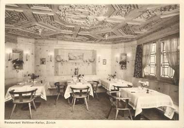 "CPSM SUISSE ""Zurich, restaurant Veltliner Keller"""