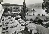 """Suisse CPSM SUISSE """"Spiez, Hotel Strandhotel Belvedere"""""""