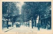 """93 Seine Saint Deni / CPA FRANCE 93 """"Drancy, av Jean Jaurès"""" / BUS"""
