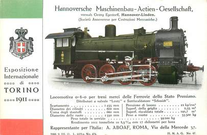CPA LOCOMOTIVE