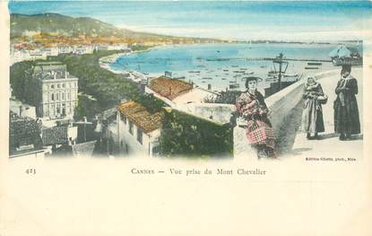 "CPA FRANCE 06 ""Cannes"" / CARTE PRECURSEUR"