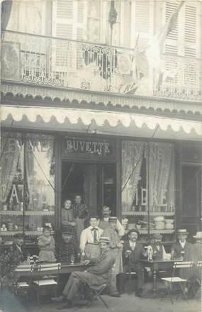 """CARTE PHOTO PARIS CAFÉ / RESTAURANT """"Café buvette"""""""
