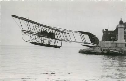 "CPA / PHOTO AVIATION ""Meeting de Monaco 1912"""