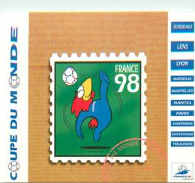CPSM FOOT / 1998