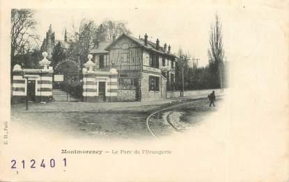 """CPA FRANCE 95 """"Montmorency, parc de l'Orangerie"""""""