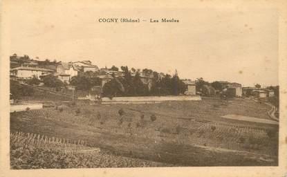 "CPA FRANCE 69 ""Cogny"""