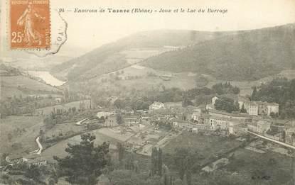 "CPA FRANCE 69 ""Env. de Tarare, Joux"""