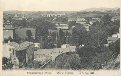 """CPA FRANCE 69 """"Francheville le Bas, vallée de l'Yzeron"""""""