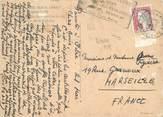Marcophilie (Lettre Et Cartes) MARCOPHILIE FRANCE / BANDE PUBLICITAIRE sur CPSM GUADELOUPE