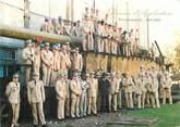 Militaire CPA LIVRET MILITAIRE / DIVISION D'APPLICATION Promo 84/85