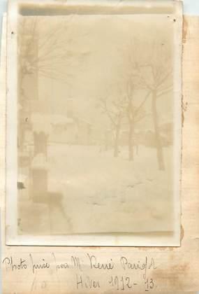 "LOT 7 PHOTOS FRANCE 38 ""Beaufort, 1912/13"""