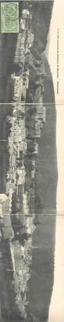 """CPA PANORAMIQUE BELGIQUE """"Chateau de Bouillon"""""""