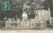 """54 Meurthe Et Moselle - CPA FRANCE 54 """"Vézelise, le monument aux morts"""""""