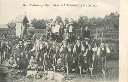 """- CPA FRANCE 88 """"Thaon les Vosges, Patronage Saint Joseph"""""""
