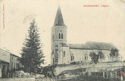 """- CPA FRANCE 54 """"Manoncourt"""""""