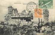 """55 Meuse - CPA FRANCE 55 """"Montfaucon, observatoire des ruines"""""""