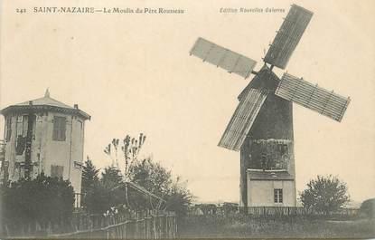 """- CPA FRANCE 44 """"Saint Nazaire, le Moulin du Père Rousseau"""""""