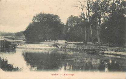 "- CPA FRANCE 77 ""Noisiel, le barrage"""