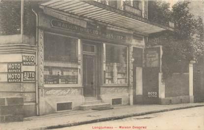 """- CPA FRANCE 91 """"Longjumeau, Masion Desprez"""""""