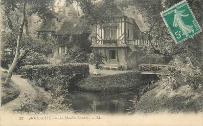 "- CPA FRANCE 14 ""Houlgate, le Moulin Landry"""