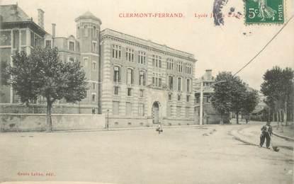 """- CPA FRANCE 63 """"Clermont Ferrand, le Lycée Jeanne d'Arc"""""""