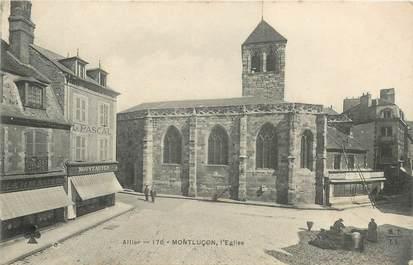 """- CPA FRANCE 03 """"Montluçon"""""""