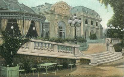 """- CPA FRANCE 03 """"Vichy, le casino"""""""