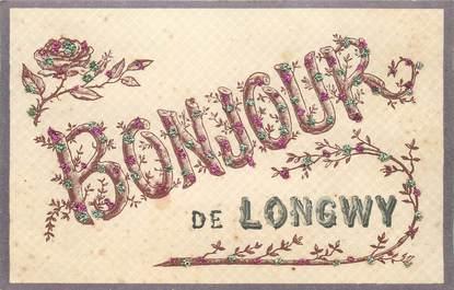 """- CPA FRANCE 54 """"Longwy"""""""