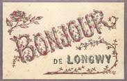 "54 Meurthe Et Moselle - CPA FRANCE 54 ""Longwy"""