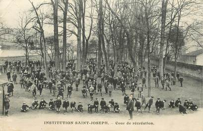 "- CPA FRANCE 54 ""Diarville, Institution Saint Joseph"""